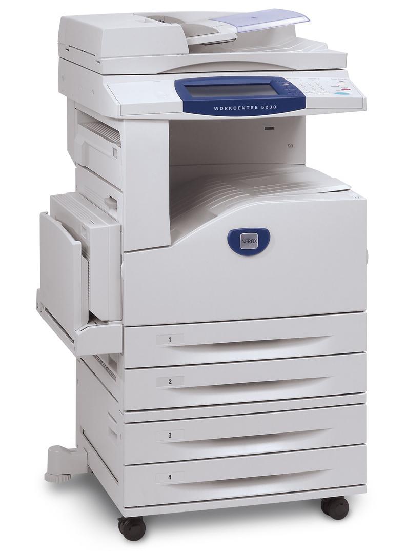 Xerox wc 5225 Service manual